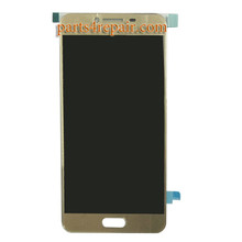 c57f420214e345 Complete Screen Assembly for Samsung Galaxy C5 -Gold - Parts4repair.Com