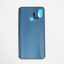 Xiaomi Mi 8 Back Glass Cover with Adhesive White | Parts4Repair.com