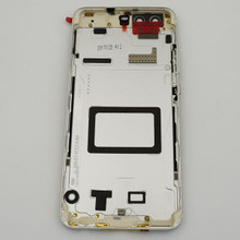 Huawei P10 Back Cover Silver