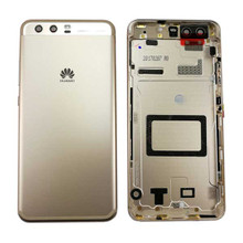 Huawei P10 Back Door with Side Keys Gold from www.parts4repair.com