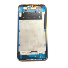 Huawei P20 Lite Front Housing with Side Keys Gold