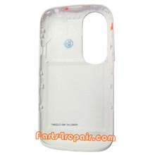 Back Cover for HTC Desire V -White