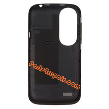Back Cover for HTC Desire X T328E -Black