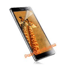 Clear Screen Protector Shield Film for Huawei Ascend Mate MT1-U06