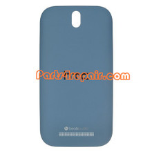 Back Cover for HTC One SV -Blue from www.parts4repair.com