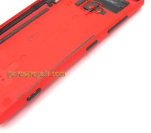 Back Cover for Nokia Lumia 720 -Red