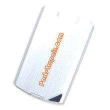 Back Cover for Nokia 700 -Silver from www.parts4repair.com