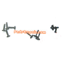 a full set of screws for Nokia Lumia 820 from www.parts4repair.com