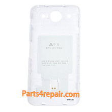 We can offer Back Cover for LG Optimus G Pro F240 -White