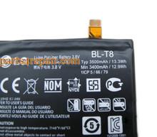 BL-T8 Built-in Battery for LG G Flex