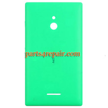 Back Cover for Nokia XL -Green from www.parts4repair.com