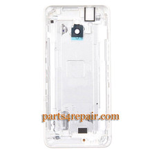 We can offer Back Cover for HTC One mini -White