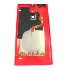 We can offer Back Housing Assembly Cover for Nokia Lumia 1520 -Red