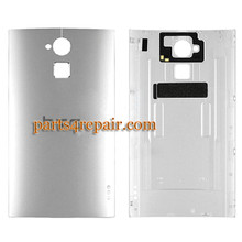Back Cover for HTC One Max -White from www.parts4repair.com