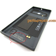 We can offer Back Cover with Wireless Charging Coil for Nokia Lumia 730 -Black