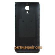 Back Cover for Xiaomi MI 4 -Black