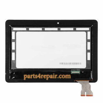 We can offer Asus Transformer Pad TF103C/K010 LCD Screen and Touch Screen Assembly