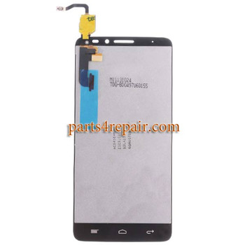 We can offer Alcatel Idol X 6040D  LCD Screen and Digitizer Assembly