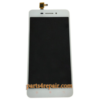 Complete Screen Assembly for Lenovo S60 from www.parts4repair.com