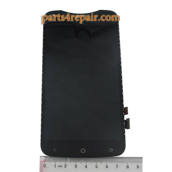 Complete Screen Assembly for Acer Liquid S2 (S520)