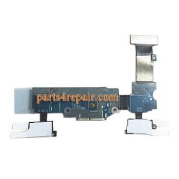 Samsung Galaxy S5 G900J Dock Charging PCB Board