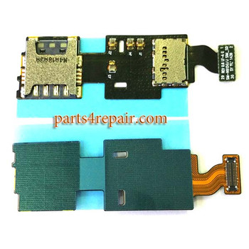 SIM Reader Contact for Samsung Galaxy Note Edge N915 from www.parts4repair.com