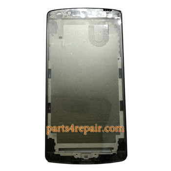 Front Housing Cover with Adhesive for LG Nexus 5 D820 from www.parts4repair.com