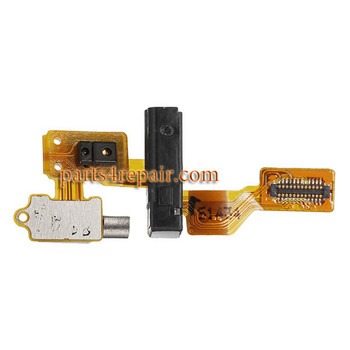 Huawei Ascend G7 Vibrator Flex Cable