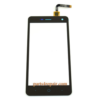 Touch Screen Digitizer for ZTE Blade L3 from www.parts4repair.com