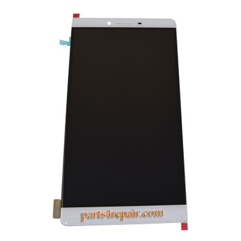 Complete Screen Assembly for Oppo R7 Plus from www.parts4repair.com