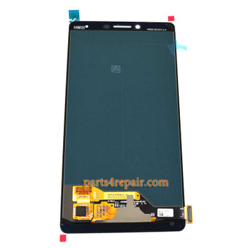 Complete Screen Assembly for Oppo R7 Plus -White