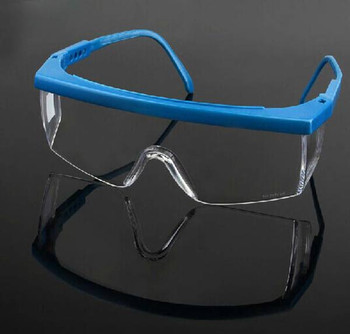 Safety Glasses with Adjustable Legs