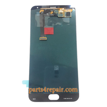 Complete Screen Assembly for Meizu MX5 -White