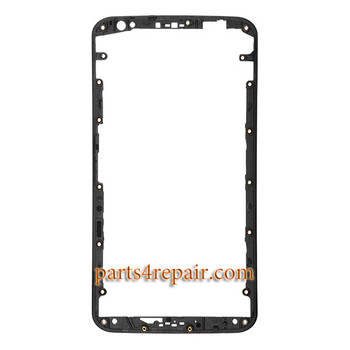 Front Bezel for Motorola Nexus 6 from www.parts4repair.com