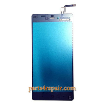 We can offer Touch Screen Digitizer for ZTE Nubia Z9 Max NX510J