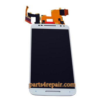 LCD Screen Digitizer Assembly for Motorola Moto X Style
