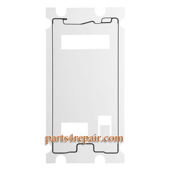Front Housing Adhesive Sticker for Sony Xperia Z5 E6653 from www.parts4repair.com