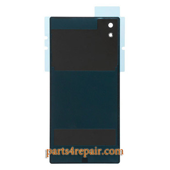 Generic Back Cover  for Sony Xperia Z5 E6653 -Graphite Black