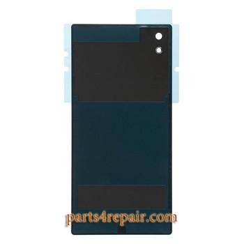Generic Back Cover  for Sony Xperia Z5 E6653 -Graphite Black