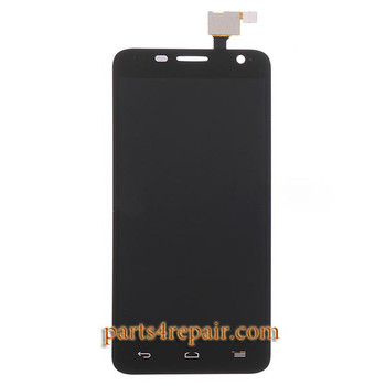 Complete Screen Assembly for Alcatel One Touch Idol mini OT6012 from www.parts4repair.com