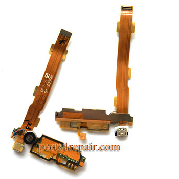 Dock Charging Flex Cable for Oppo A31 from www.parts4repair.com