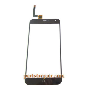Touch Screen Digitizer for Meizu M1 Note -Black