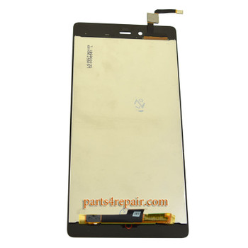 ZTE Nubia Z9 Max NX510J LCD Screen and Digitizer Assembly