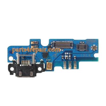 Dock Charging PCB Board for Xiaomi Mi 4I from www.parts4repair.com