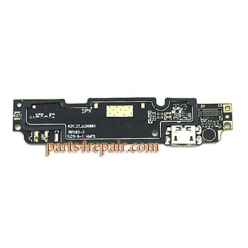 Dock Charging Board for Xiaomi Redmi Note 2 from www.parts4repair.com