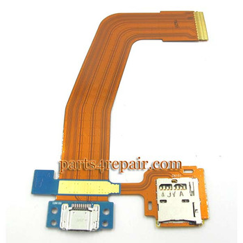 Dock Charging Flex Cable for Samsung Galaxy Tab S 10.5 T800 WIFI