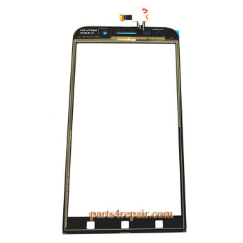 Touch Screen Digitizer with Tools for Asus Zenfone Max ZC550KL -Black