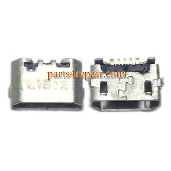 Dock Charging Port for Huawei P8 Max from www.parts4repair.com