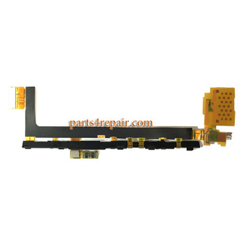 Sony Xperia Z5 Premium Power Flex Cable