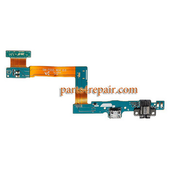 Samsung Galaxy Tab A 9.7 T555 Dock Charging Flex Cable from www.parts4repair.com